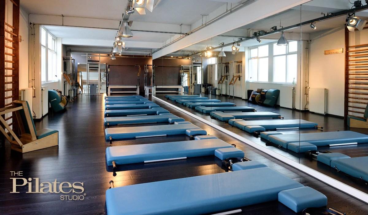 The Pilates Studio  Featured Studio Series  Gratz