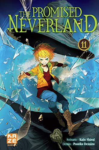 The Promised Neverland Tome 1 : promised, neverland, PROMISED, NEVERLAND, Pixelgeekshop.ch