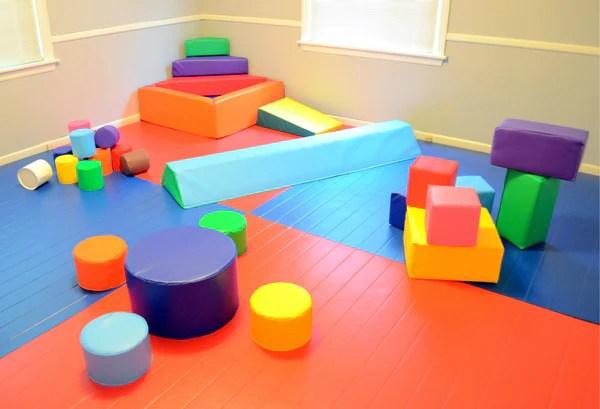 RollUp Playroom Flooring 5 x 5  AK Athletic Equipment