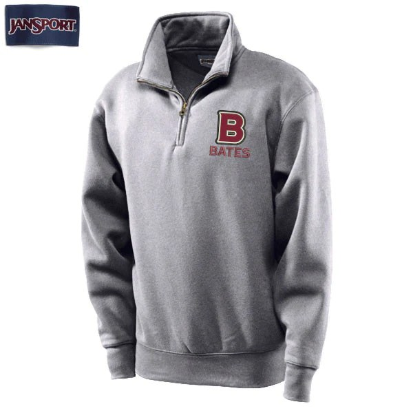 Jansport  zee zip sweatshirt color options also bates college rh storetes