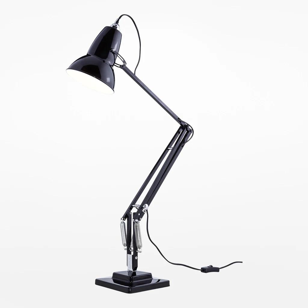 Anglepoise Original 1227 desk lamp   black – Design Museum ...