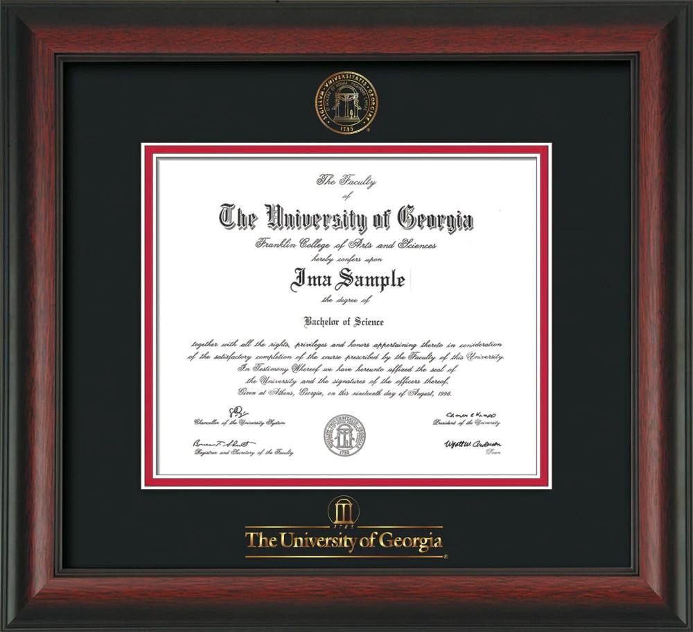 University Alabama Diploma Masters Degree