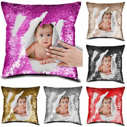 sequin sublimation pillow case tilly