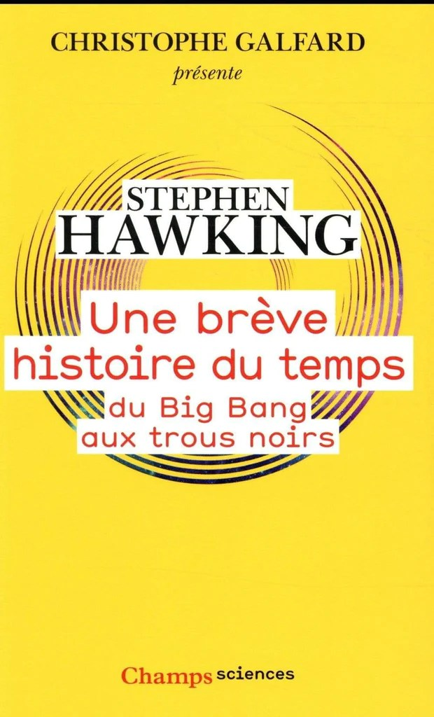 Une Breve Histoire Du Temps : breve, histoire, temps, Breve, Histoire, Temps, IKHLAS