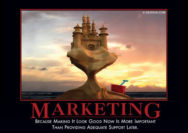 Marketing - Despair. Inc.