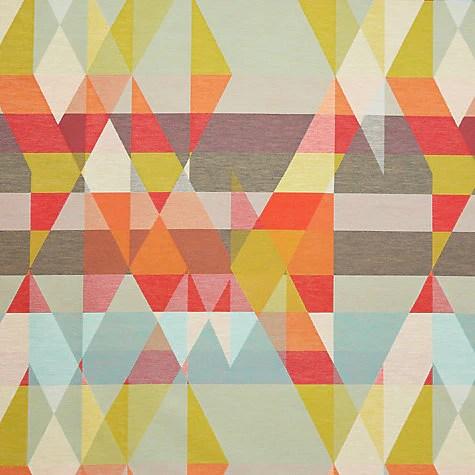 scion axis tangerine fabric