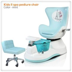 child pedicure chair red chairs ikea kids spas spa lee nail supply ii