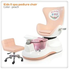 child pedicure chair genuine leather dining chairs melbourne kids spas spa lee nail supply ii