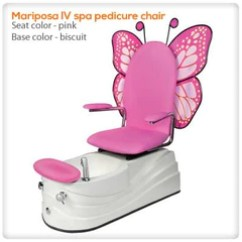 Kids Spa Chair Elm Table And Chairs Spas Pedicure Lee Nail Supply Mariposa Iv