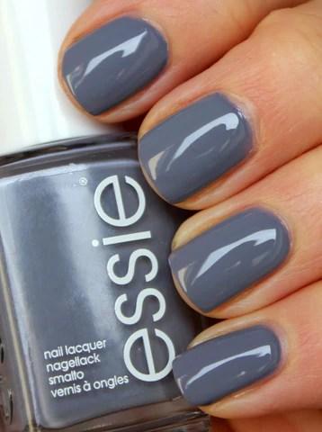 Blue Grey Nail Polish : polish, Polish, Colors, Season!