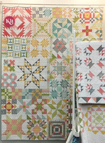 Save Room For The Dessert Sampler Sew Along Sew Lux Fabric