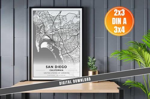 amsterdam map for digital download amsterdam map downloadable prints amsterdam poster modern map print printable wall art