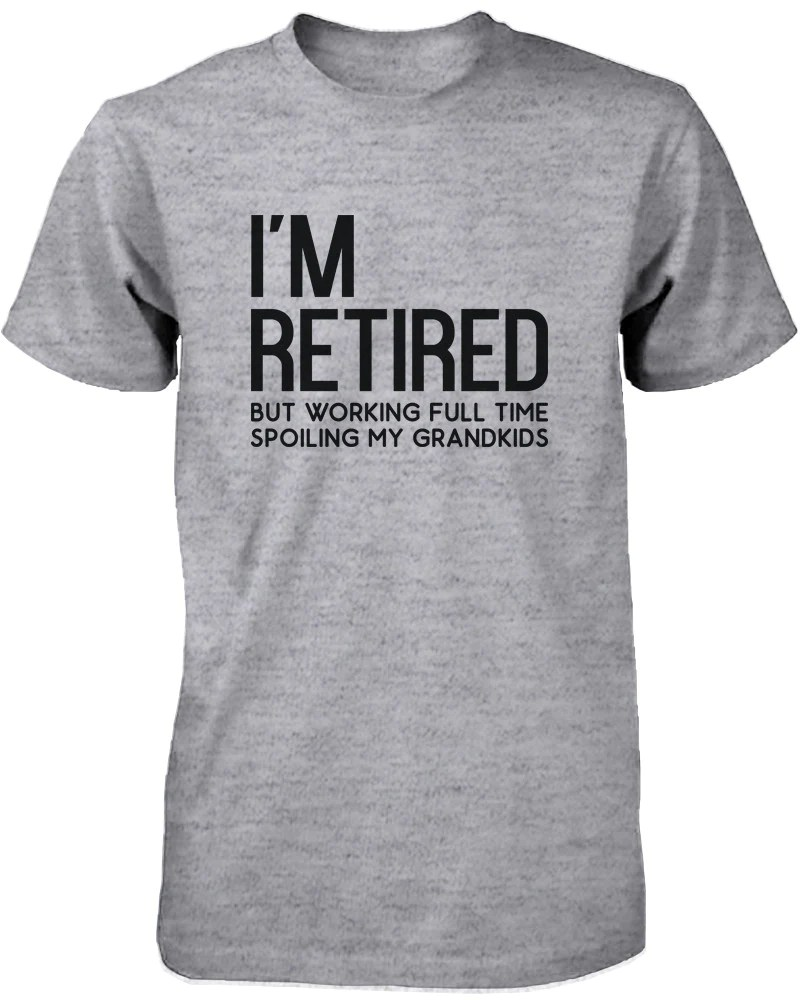 i m retired cute