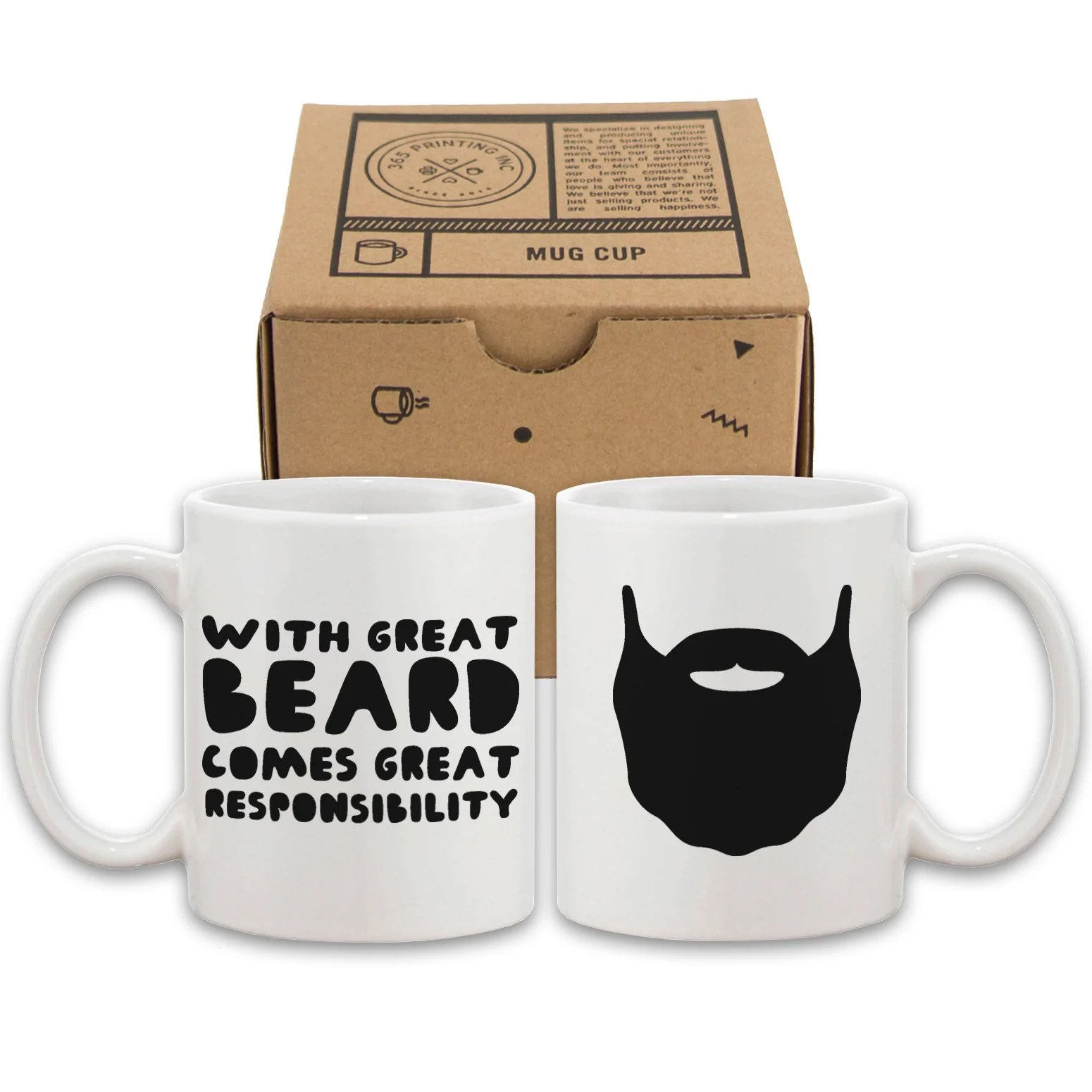 with great beard comes