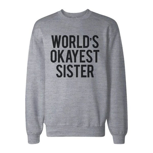 Christmas Gifts For A Sister