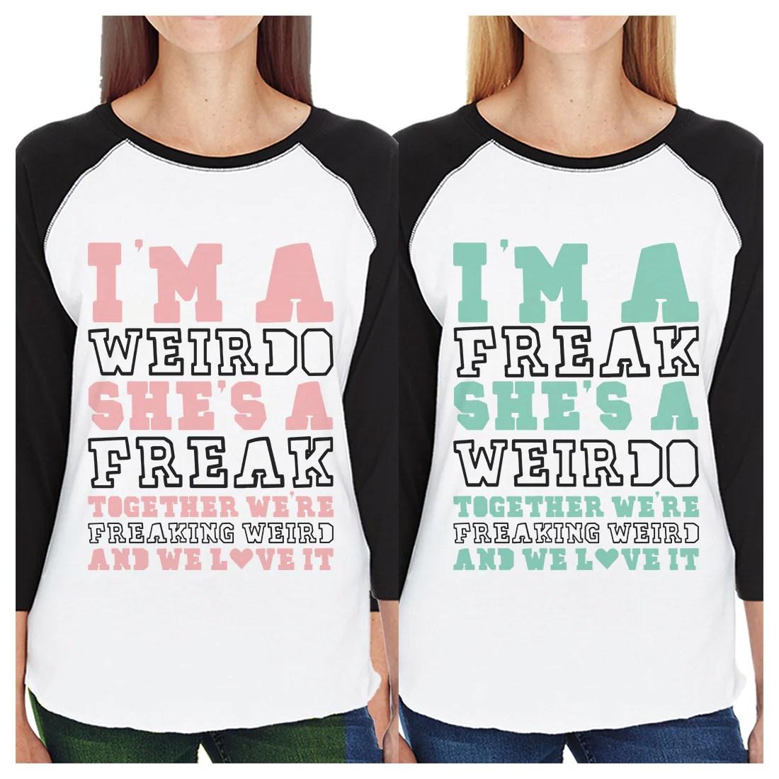 weirdo freak bff matching