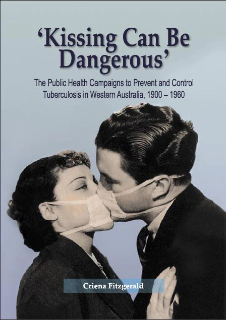Kissing Can Be Dangerous The Public Health Campaigns to
