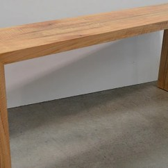 Sofa Tables Perth Wa Console Table Narrow Made Marri Jarrah Recycled Timber Occasional Furniture Baye Hall