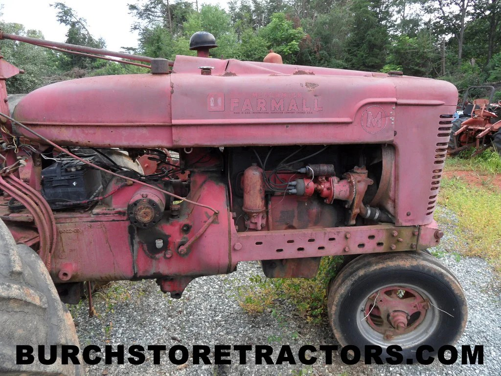 farmall m tractor used parts for sale  [ 1024 x 768 Pixel ]