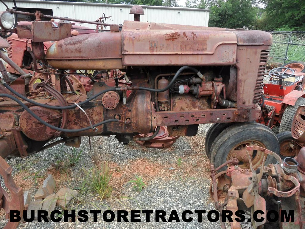 medium resolution of farmall m tractor salvage yard used farmall m tractor parts for sale