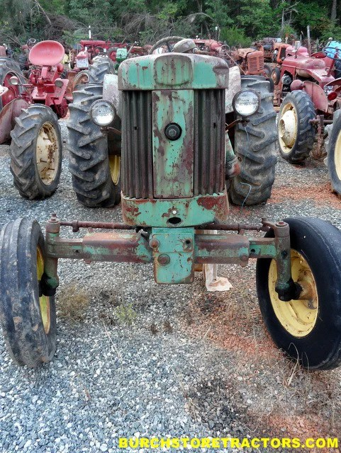John Deere Tractor Parts Used : deere, tractor, parts, Deere, Salvage, Tractors, Burch, Store