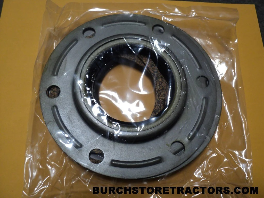 8n ford clutch free wiring diagrams weebly com new rear axle outer retainer with seal gasket for tractor a8nn4248a
