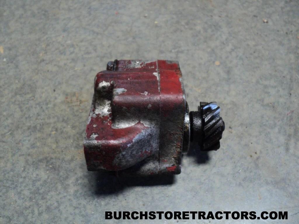 hight resolution of farmall cub hydraulic pump