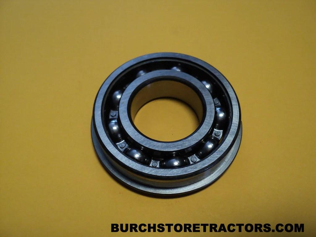 medium resolution of farmall cub tractor upper final drive shaft bearing