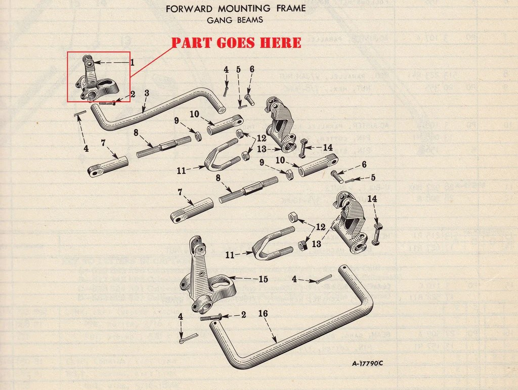 farmall cub 12 volt wiring diagram 2001 pontiac grand am stereo 1951 c tractor