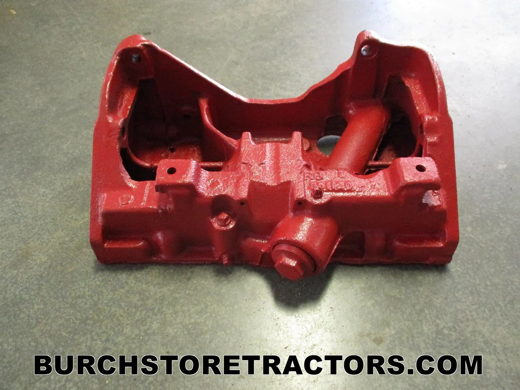 small resolution of farmall super c tractor steering housing