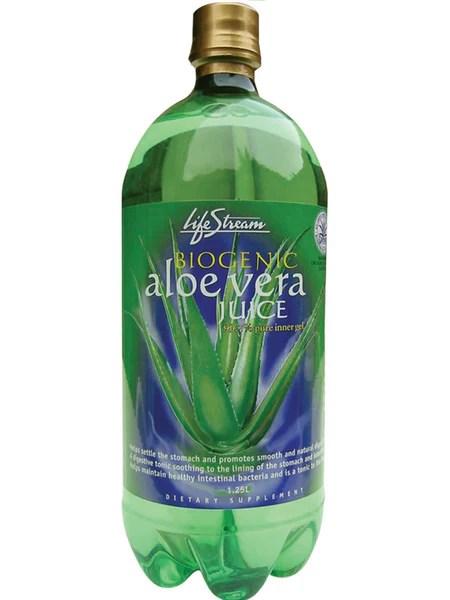 Lifestream Aloe Vera Juice 500ml Nutricare