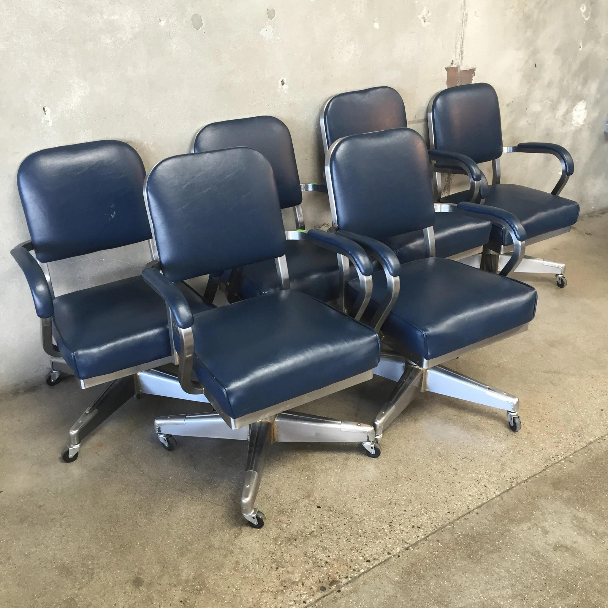 desk chair industrial nuna leaf rocking vintage  urbanamericana