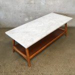 West Elm Mid Century Style Rectangular Coffee Table