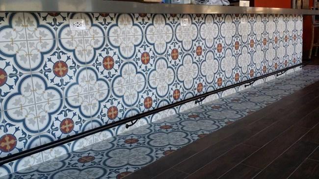 commercial lili tile