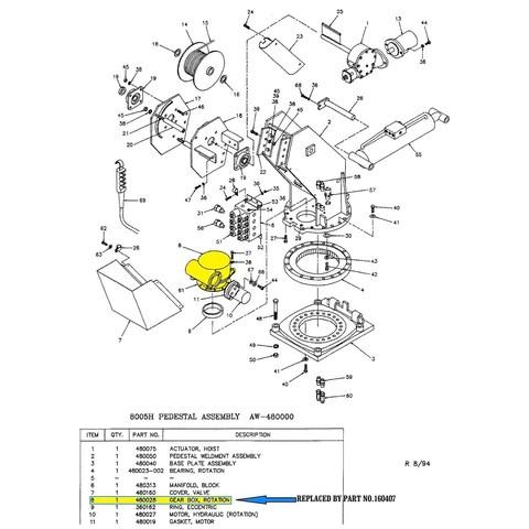 Liftmoore Crane Parts Manuals  Wiring Diagram And Fuse Box