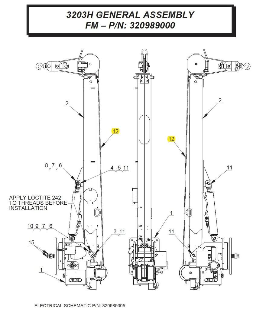 medium resolution of yale glp100mj wiring diagram