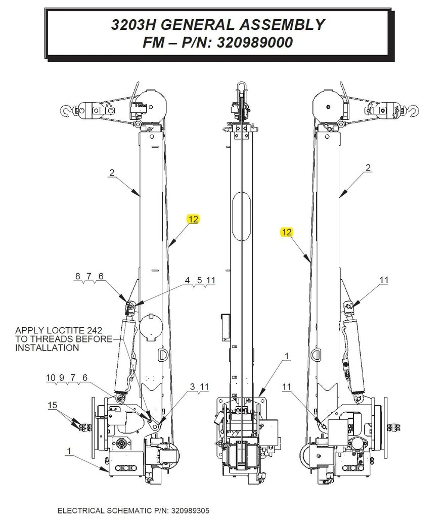 small resolution of yale glp100mj wiring diagram