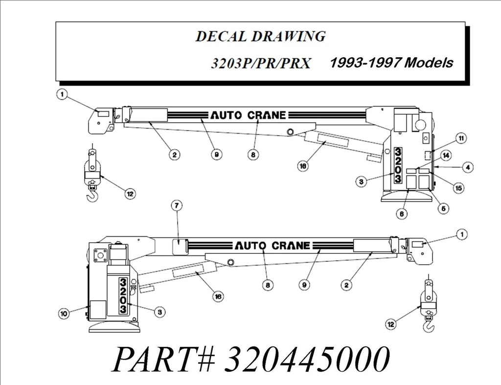 hight resolution of  auto auto crane 3203 wiring diagram auto crane cable auto crane model on auto crane
