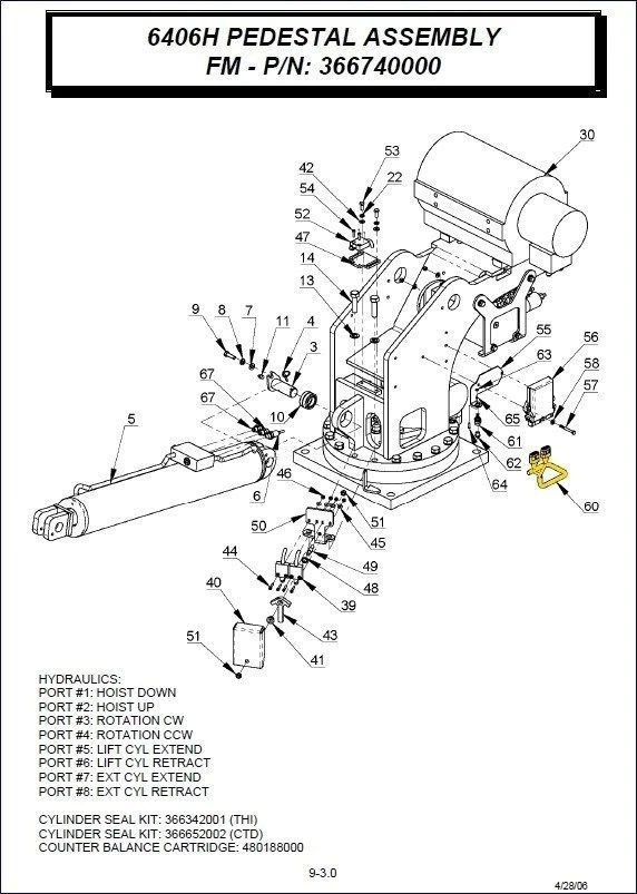 AUTO CRANE WIRING HARNESS  Auto Electrical Wiring Diagram