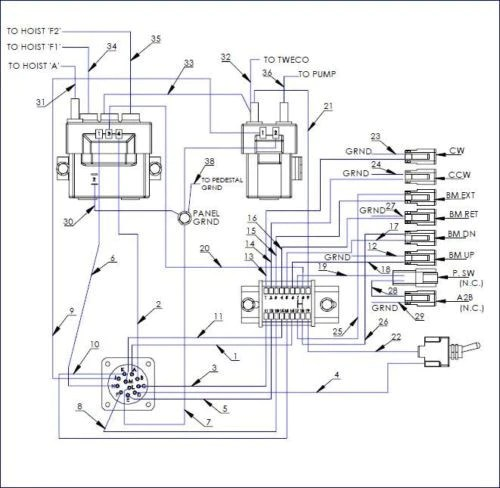 auto crane wiring diagram best part of wiring diagramauto crane 3203 prx wiring  diagram wiring diagram