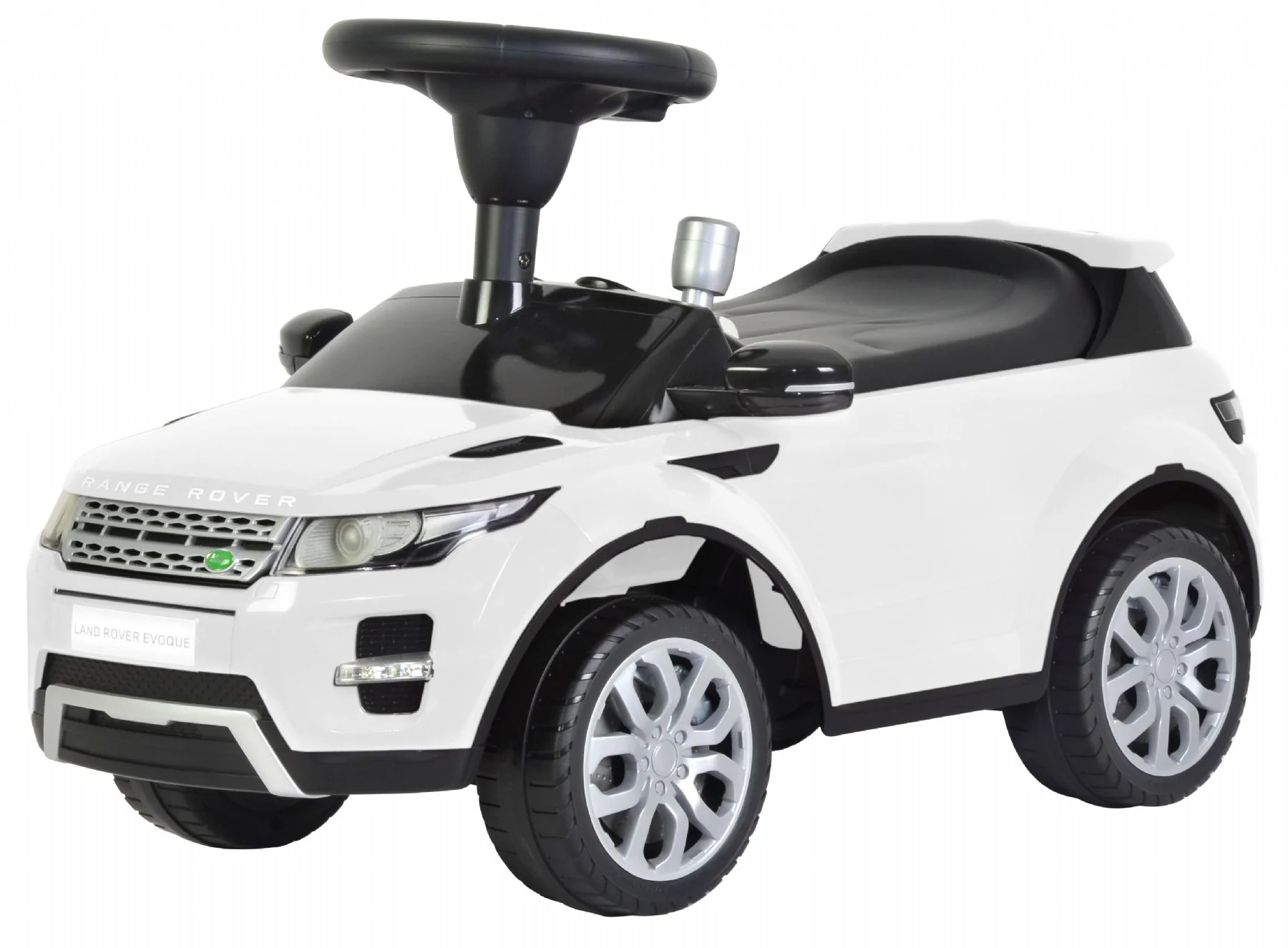 Kids Preferred Land Rover Range Rover Evoque w Sound White