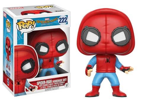 Toy Fair NY Reveals SpiderMan Homecoming  Funko