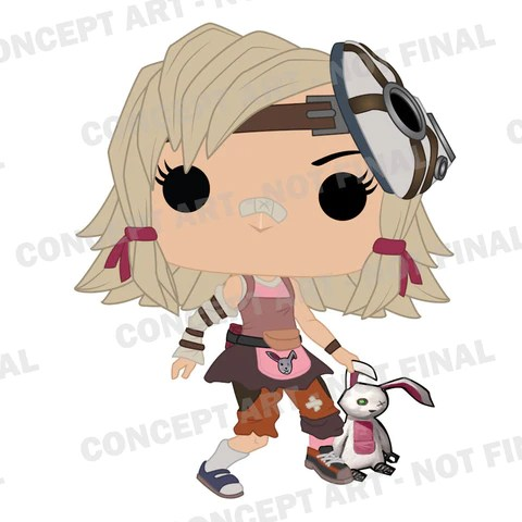 #Borderlands #Tiny Tina #funko #pop #toy fair 2017