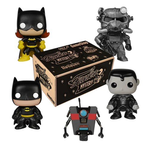 Gamestop Black Friday Exclusive Funko Mystery Box Funko