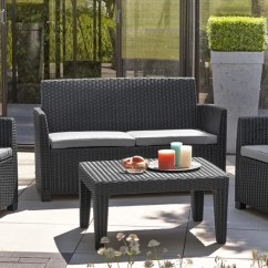 Outdoor Furniture Sofa Cover Loveseat Sleeper Cheap The Home Shoppe Garden Patio Set Waterproof Allibert Sg Sale