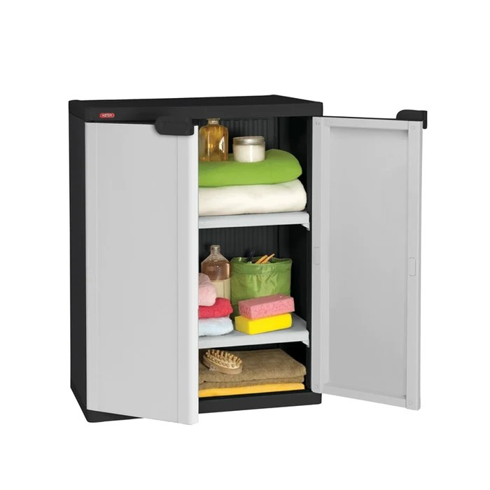 Keter Space Winner Base Indoor Storage Cabinet  The Home