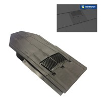 In-line Slate Roof Vent for Man-made & Natural Tiles ...