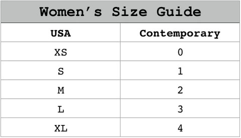Comfortably in inches to determine size please note that these guides are only suggestions if you would like more detailed measurements of an item also charts  abejas boutique rh abejasboutique