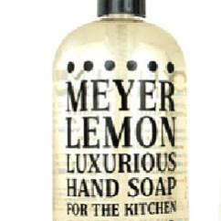 Kitchen Hand Soap Appliance Repair Greenwich Bay Trading Meyer Lemon Liquid Zillymonkey By Co