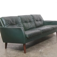 Dark Green Recliner Chair Covers And Bows For Sale Leather Sofa Chase Sorensen